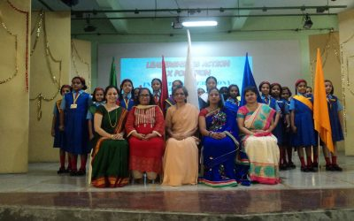 12th July 2017- Initiation Ceremony